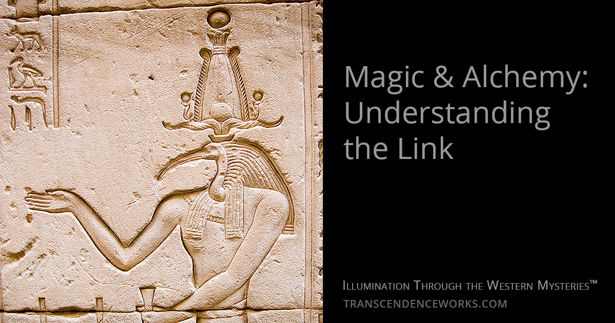 Magic & Alchemy: Understanding The Link
