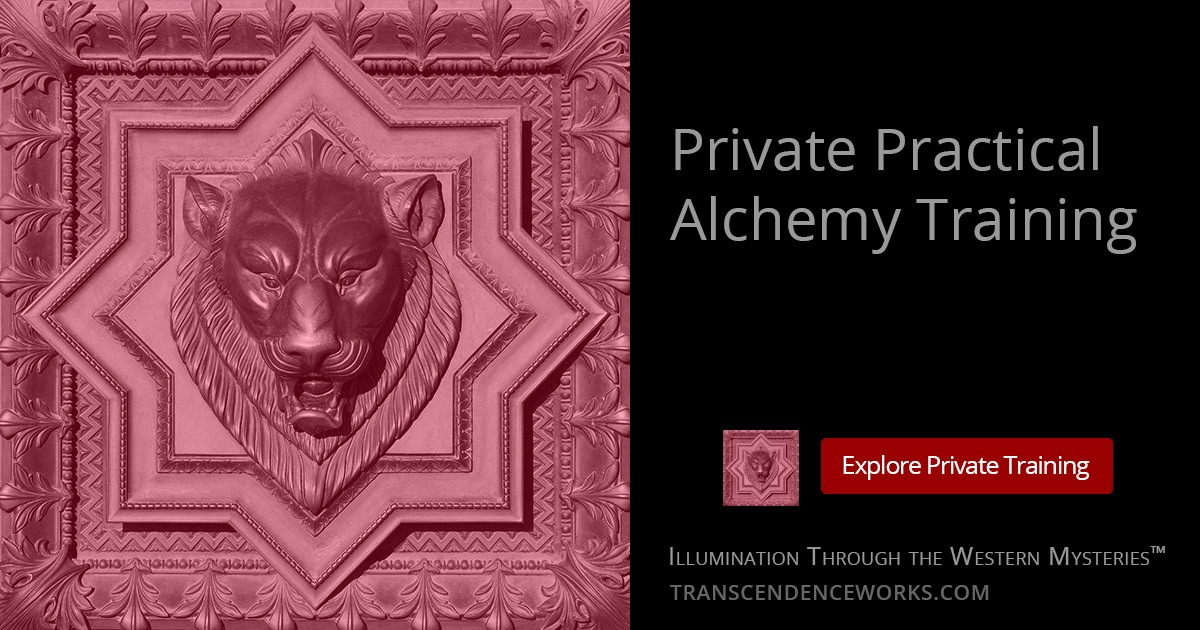 Private Practical Alchemy Instruction
