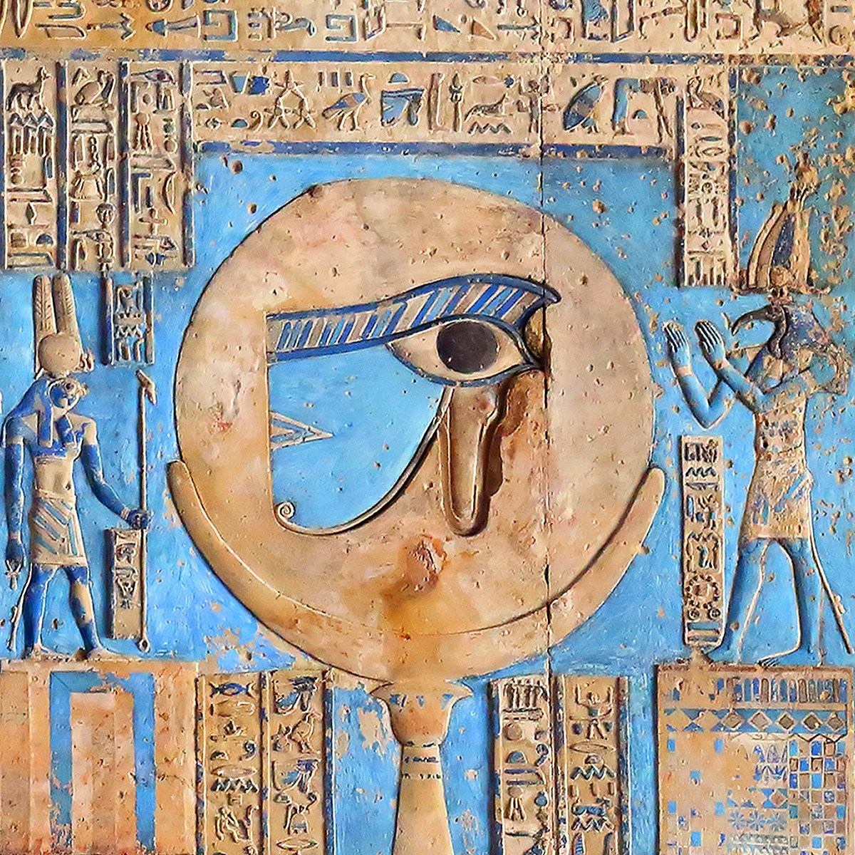 Seership Training Eye of Horus