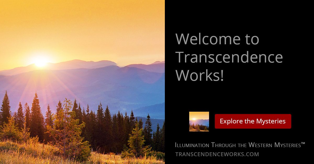 Welcome To Transcendence Works!