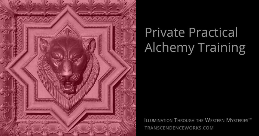 Private Practical Alchemy Training