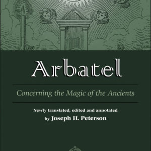 Arbatel Concerning Magic Ancients