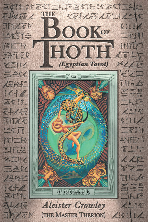 Book of Thoth Egyptian Tarot
