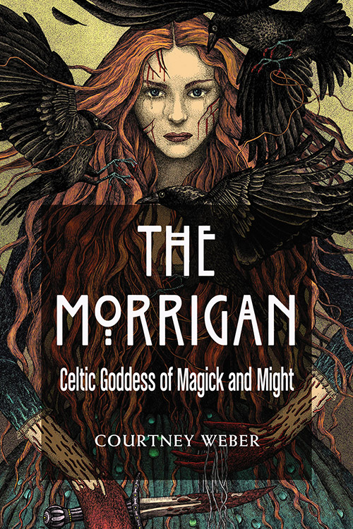 Morrigan Celtic Goddess Magick Might