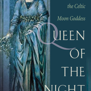 Queen of the Night Celtic Moon Goddess